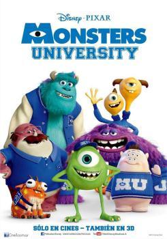 Imagen Monsters University (2013)