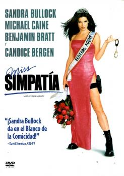 Imagen Miss Simpatia (2000)